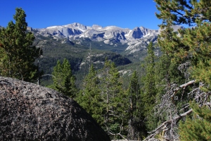 Wind River Peak; Wyoming backcountry