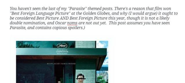 parasite-gloat